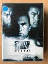 Steven Seagal Collection Vol.2 Uncut Action Quatre Film États-unis R1 DVD