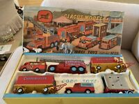 Corgi Major Toys Gift Set 23 Chipperfields Circus Models