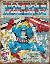 Unbranded Captain America Comic Book Hero Action Figures