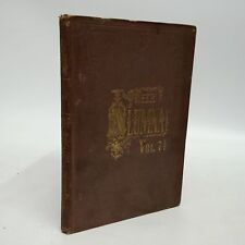 The Alumna Vol 7~Cincinnati Wesleyan Female College~1877~Ohio