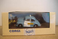 ~CORGI~POLICE~96744~MORRIS MINOR SALOON~MADE IN CHINA~WITH BOX~
