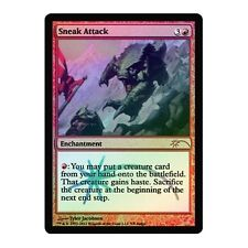 MTG Judge Promo * Sneak Attack FOIL