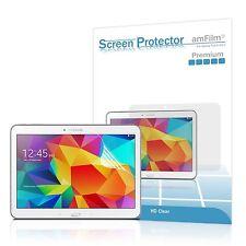 Samsung Galaxy Tab 4 10.1 amFilm Premium HD Clear Screen Protector (2 Pack)