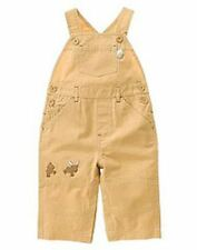 NWT BOY GYMBOREE COLORFUL VILLAGE OVERALLS PANTS 3-6 Mos NEW