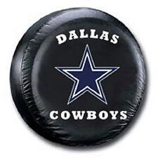 Dallas Cowboys Medium Spare Tire Cover [NEW] NFL Car Auto Wheel Nylon CDG