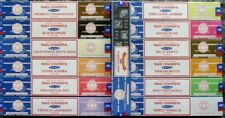 New DUAL Scents 16g COMBO SERIES SATYA Nag Champa Incense Mix Insence Sticks 15g
