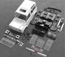 Hard Shell Plastic Body Kit Detail INTERIOR G2 For 1/10 Land Rover Defender D90