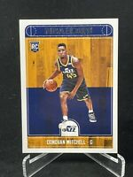 DONOVAN MITCHELL 2017-18 PANINI NBA HOOPS #263 RC ROOKIE UTAH JAZZ 🏀🔥