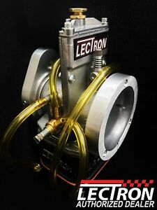 Lectron Fuel Systems HD400 Carburetors HD Power Jet  400 110-135CI Harley 426053