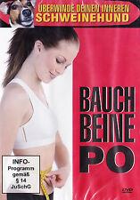 Bauch Beine Po - Überwinde Deinen inneren Schweinehund - DVD - *NEU*