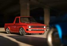 Volkswagen Caddy MK1 RC body replica 1:10 Lexan carrozzeria