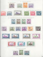 Tunesia stamps 1921 Collection of 30 stamps HIGH VALUE!