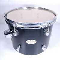 "Pearl Forum Series 12"" x 10"" Drum Tom Gloss Black"