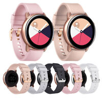 Silicone Sport Band Bracelet Replacement for Samsung Galaxy Watch Active 40mm