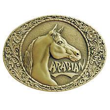 Arabian Horse Belt Buckle OBM112 IMC-Retail