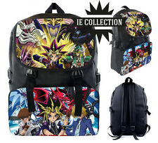 Yu-Gi-Oh! ZAINO SCUOLA bag borsa backpack sac à dos carte Yu Gi Oh Yugi Mutō