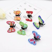 Accessories Kids Butterfly Headdress Hair Clips Headwear Hairpins Hair Claws