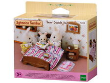 Sylvanian Families - Semi-Double Bed - Brand New