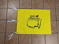 New 2021 Masters Tournament Golf Flag Embroidered Pin Flag Augusta National