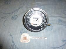 Harley Fat Bob Speedometer. 2:1 Ratio. 1946-1947 Style Face