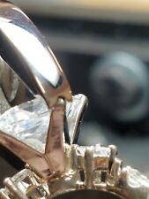 Jewelry tool adjustable stone diamond setting pliers V-prong tightener