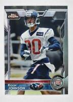 2015 Topps Chrome #180 Kevin Johnson RC - NM-MT