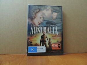 Australia (DVD, 2009) brand new and sealed
