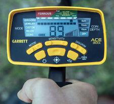 GARRETT'S NEW 300i METAL DETECTOR WITH EXTRA'S TREASURELANDDETECTORS EST/2003