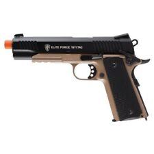 Umarex 2279068 Elite Force 1911 Tac CO2 Black/Tan Airsoft Pistol