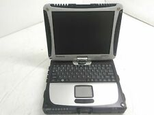 "Panasonic Toughbook CF-19 10.4"" Laptop i5-3320M 2.6GHz 8GB 0HD Boots No PSU"