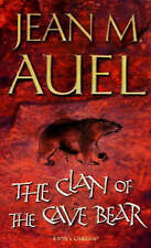 The Clan of the Cave Bear, Jean M Auel | Paperback Book | Acceptable | 978034026