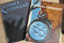 10 World War II Ministry of Information booklets, Bomber Command, etc, 1943