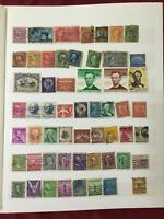 CMF1) World Stamp Collection