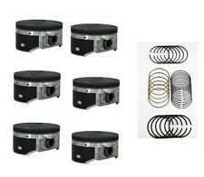 Brand New Complete Set 95.5mm Pistons with Rings- Fit Z33 350Z VQ35DE