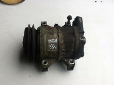Nissan Navara 2.5 Td D22 Air con conditioning pump compresser Good Working Order