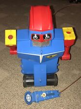 IDEAL  ROBOT COMMANDO  SPACE TOY  C. 1960'S  NON-WORKING  NO ACCESSORIES