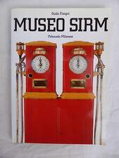 Fisogni MUSEO SIRM delle stazioni di servizio Palazzolo 1994 Pompe benzina