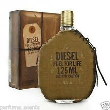 Diesel Fuel For Life 4.2 Oz Eau de Toilette Spray for Men By Diesel Sealed Box