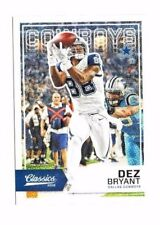 Dez Bryant 2016 Panini Classics, Football Card !!