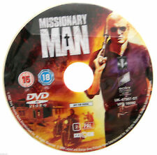 Missionary Man - DVD R2 PAL - Film Dolph Lundgren - DISC ONLY