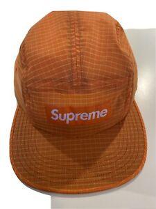 supreme 2-Tone Rip Stop Camp Cap