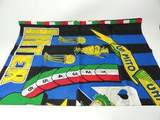 BANDIERA CALCIO VINTAGE 1989 - 13° SCUDETTO INTER CAMPIONE D'ITALIA
