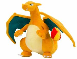 Pokemon Center Original stuffed Charizard Plush Doll New