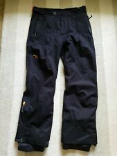 KJUS Formula Ski Pants Waterproof, Insulated (For Men).XL(54).Black.