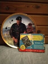 Free Gift ! Military Special Forces Green Beret Legendary John Wayne Franklin