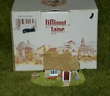 "1991 Lilliput Lane Daisy Cottage 3"" in Box with Deed"