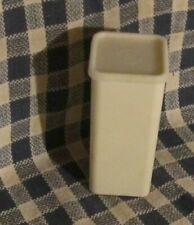 Tupperware Cracker Cheese Storage Keeper container & lid small vintage