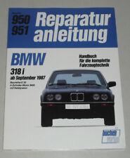 Reparaturanleitung BMW 318i E30 mit M40 Motor ab Baujahr 1987