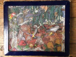Vintage, Rare: Crystal Lines 3D Jigsaw 1992 - Animals and Birds of Australia