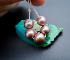 RARE ALL NEW AA+ FRESHWATER EDISON HIGH GRADE CULTURED PEARLS - NATURAL COLORS